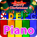 My baby Xmas piano icon