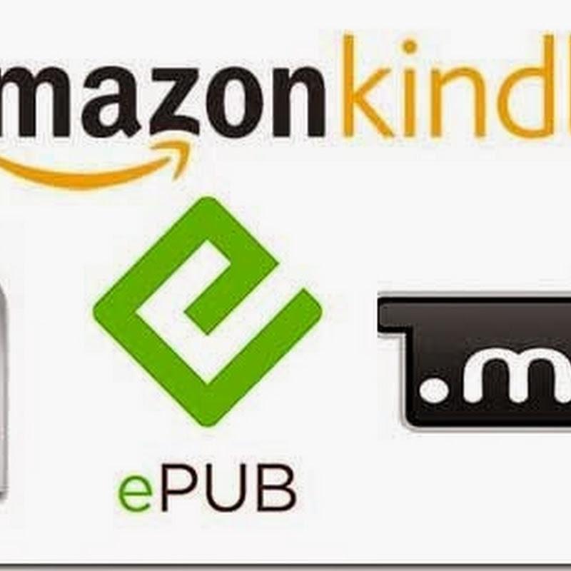 13 Pembaca Ebook Format File EPUB dan MOBi di Windows