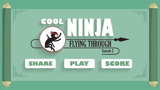 Cool Ninja: Amazing Ninja Game