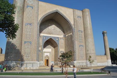 Obiective turistice Samarkand - Bibi Khanym.jpg