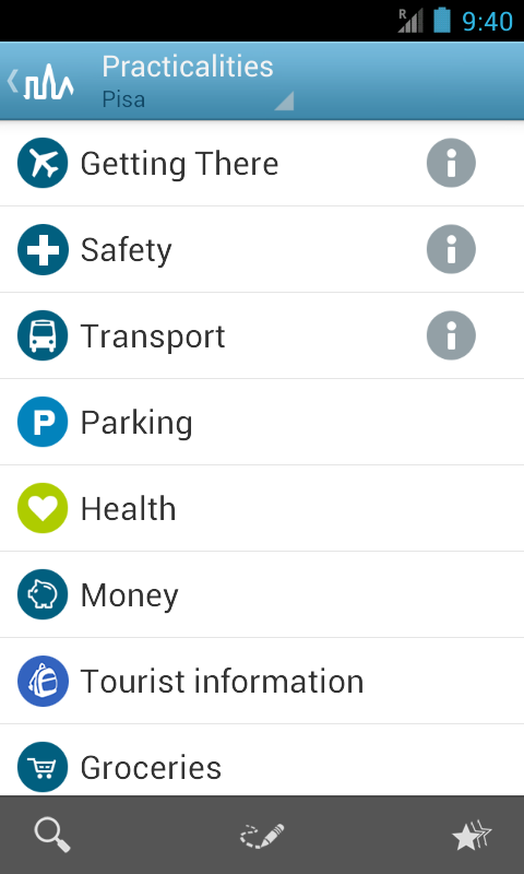 Pisa Travel Guide by Triposo- screenshot