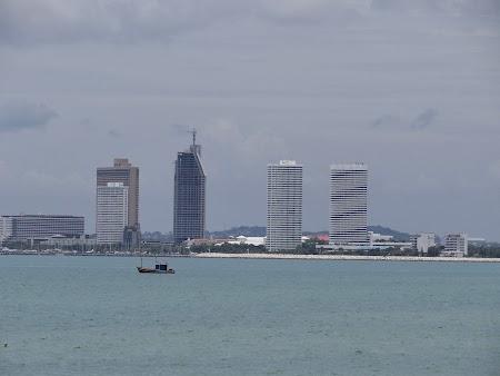 Plaja Thailanda: Pattaya din Jomtien