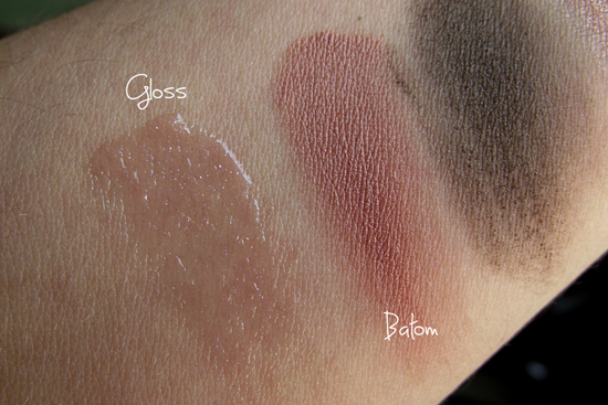 Estojo Panvel - Swatches Batom e Gloss