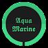 AquaMarine Theme - CM12 v0.0.2
