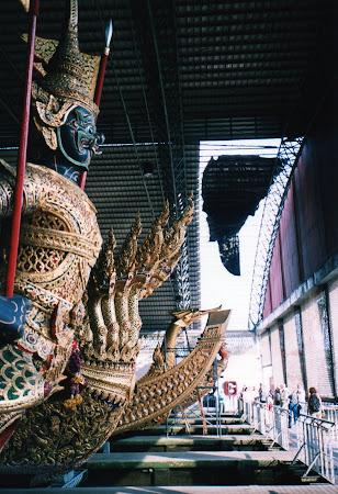 Obiective turistice Thailanda: Muzeul Vaselor Regale Bangkok