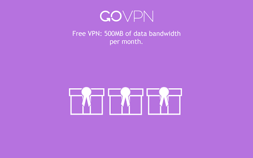 GoVPN free VPN for Android- screenshot thumbnail