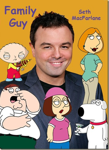 Seth MacFarlane attends the Freestyle Releasing & Unclaimed Frei