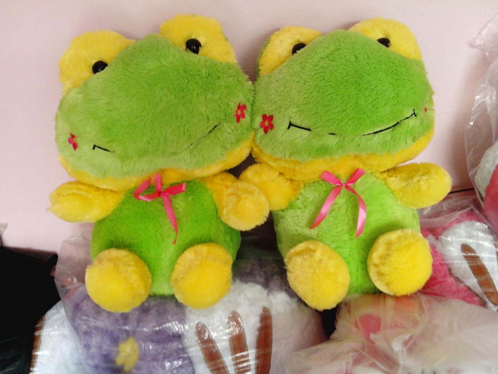 Hafiz Toys Kodok Toko Boneka Online Boneka Grosir Ecer