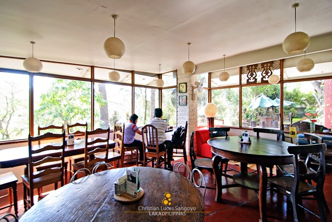 The Cozy Interiors of PNKY in Baguio City