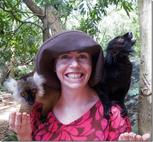 Lana and Lemurs