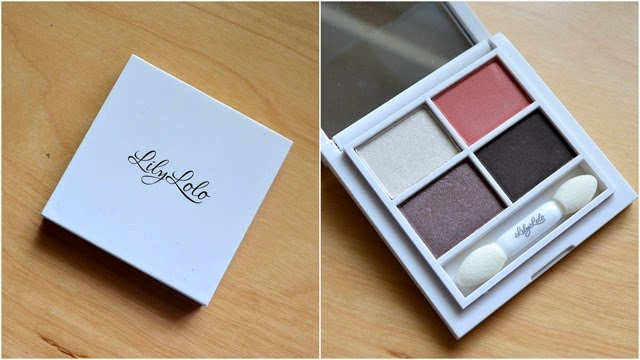 Lily Lolo Eye Shadow Quad