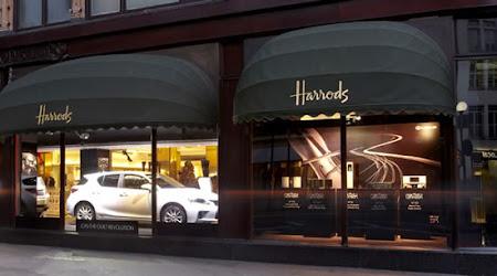 1. Imagini Anglia - Harrods, Londra