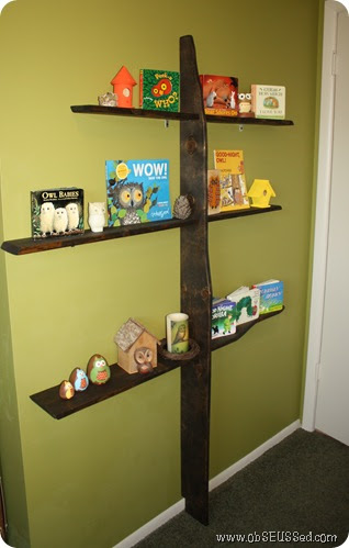 Obseussed Owl Nursery And Books Inspired By Pinterest