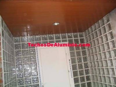 Techos aluminio Barcelona