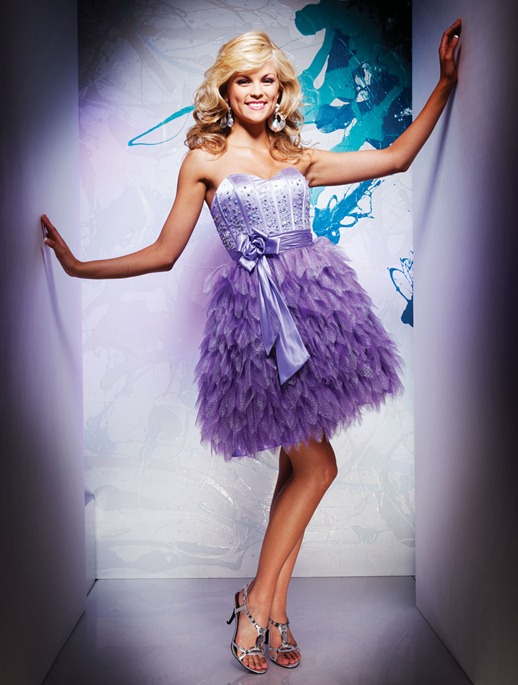 Short Prom Dresses and Cocktail Party DressesPromGirl