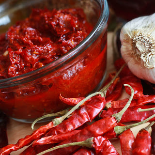Harissa (Tunisian Chile Paste).