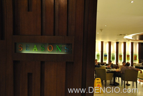 Seasons Restaurant Manila Pavilion 03