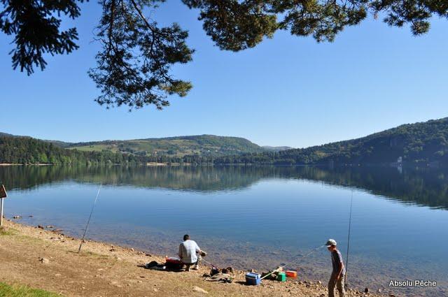 Lac d'Issarlès photo #495