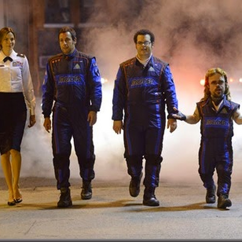 "Arcade Game Characters Come Alive in First ""Pixels"" Trailer"