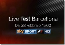 Sky Test Barcellona