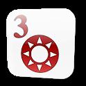 3-Card Brigade Poker FREE logo