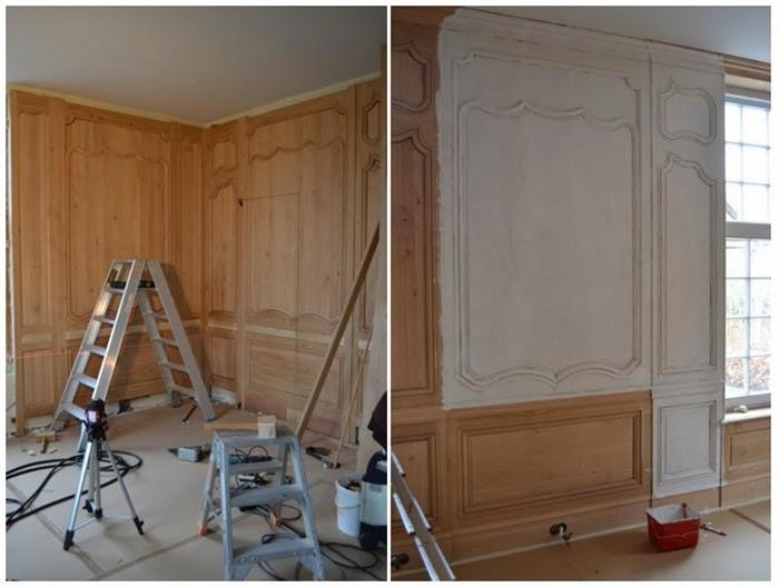 Lefèvre Interiors Belgium - install. panelling