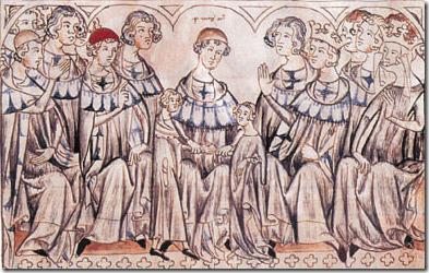 卢森堡约翰的婚礼和前肢的Elise在Speyer 1310