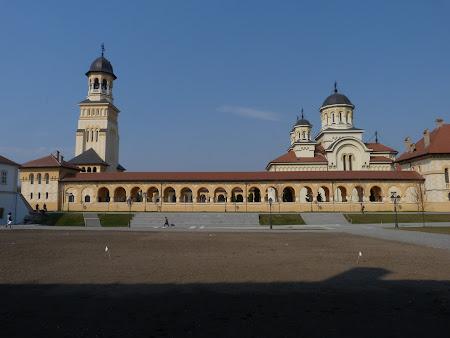 Ziua Nationala a Romaniei: Catedrala Reintregirii Alba Iulia