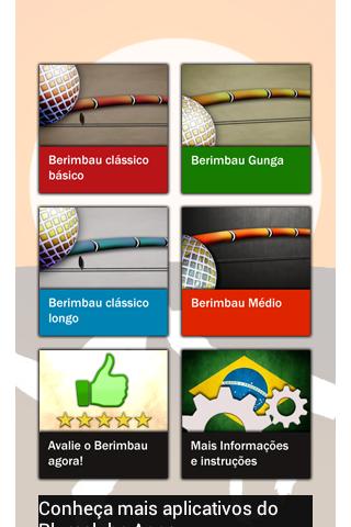 Berimbau de Capoeira