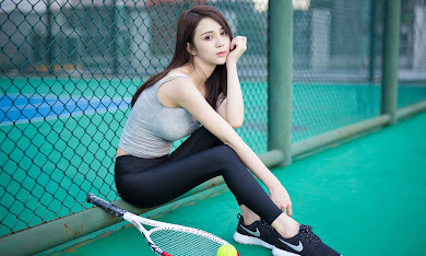 Tennis Girl – 4KUP.01 [32P128M]