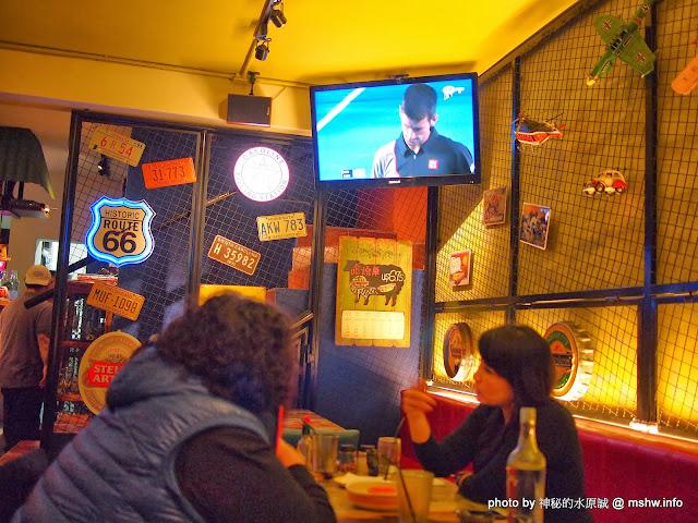 【食記】台中Hot Shock American Restaurant哈燒庫美式餐廳@西區 : 環境舒適,餐點好吃,可惜價格略高 區域 午餐 台中市 披薩 晚餐 漢堡 烤雞 美式 西區 速食 飲食/食記/吃吃喝喝
