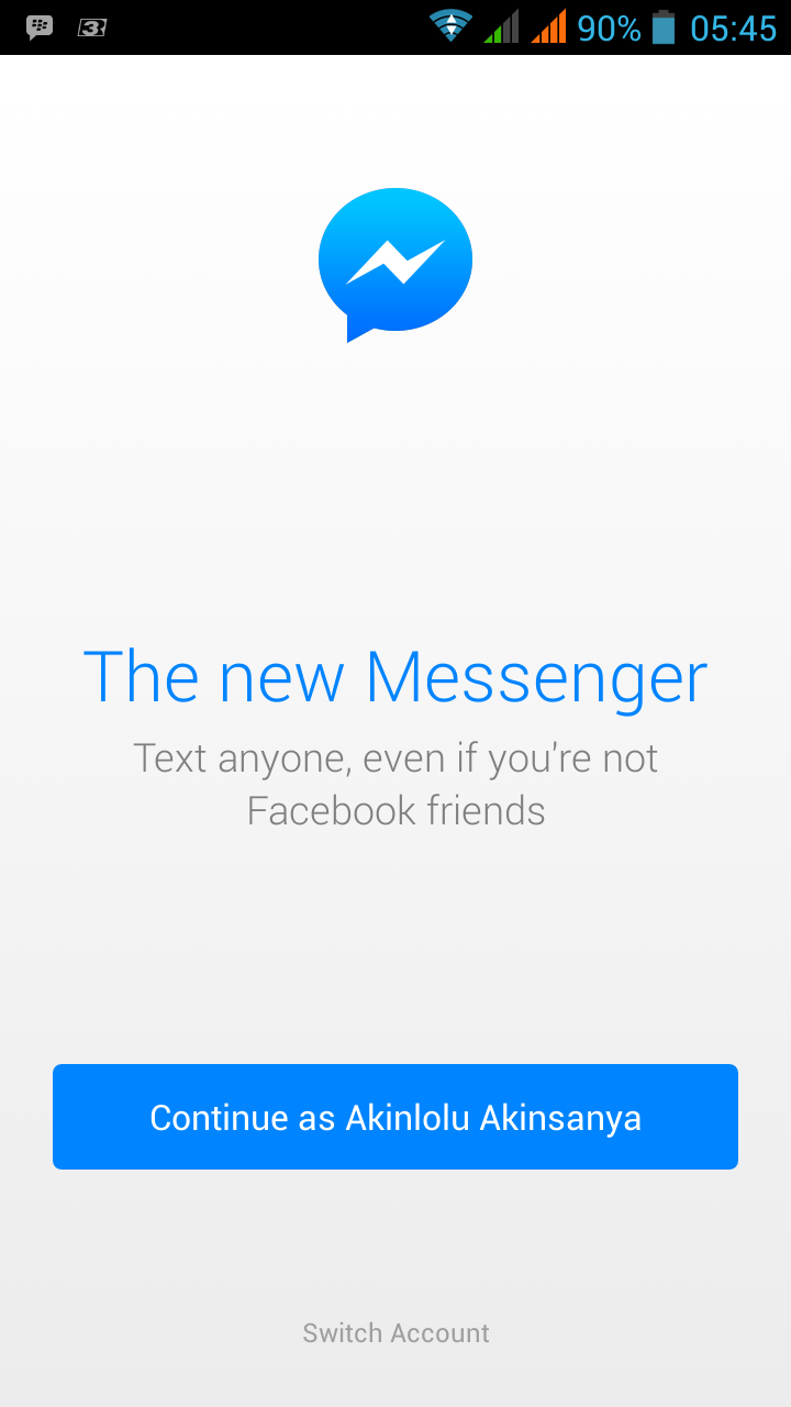 Download New Facebook Messenger Update: Its Cool