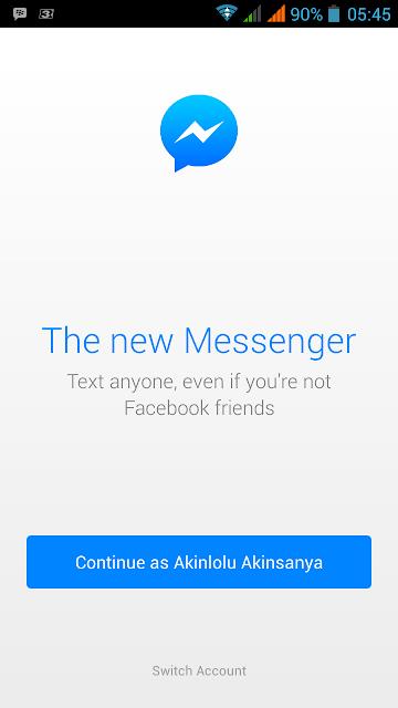 International reverse phone lookup: Download New Facebook Messenger