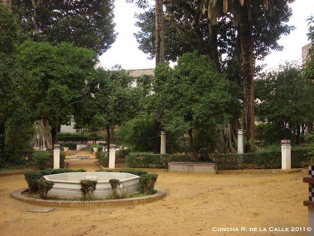 Sevilla - jardines de Murillo - 3-9-11 (4).JPG