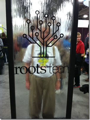 这Ancestry Insider at RootsTech 2015