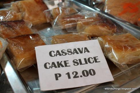 Special Cassava Cake Recipe