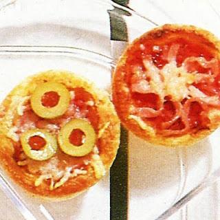 Mini Pizza`S Recipe