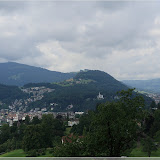 Blick über Luzern von Utenberg