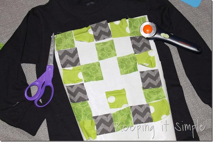 Minecraft Creeper Shirt (3)