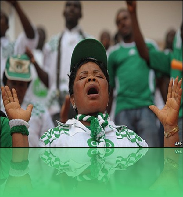 Prayer in nigeria
