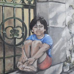 by Marijan Alaniz - Painting All Painting (  )
