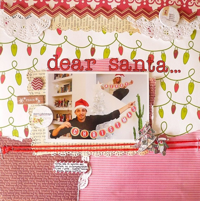 "jò in wonderland ""dear santa"""