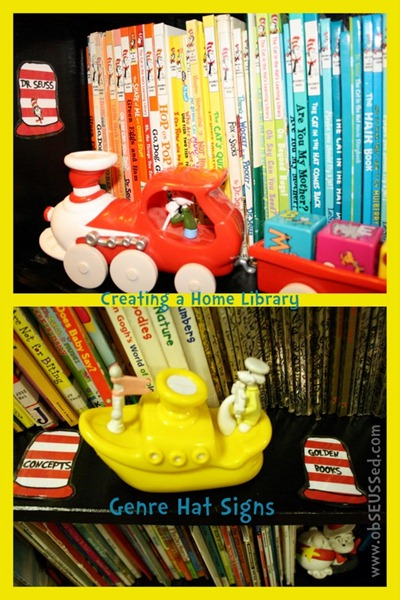 Obseussed Celebrate Dr Seuss By Creating A Library