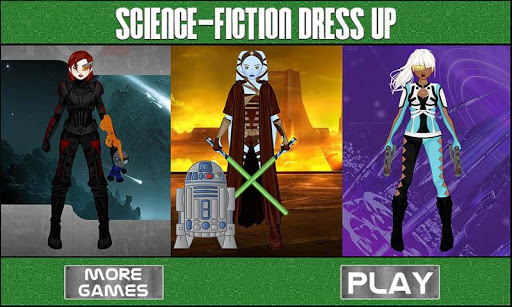 Science-Fiction Dress Up