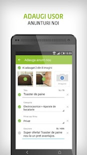 OLX.ro- Anunturi gratuite - screenshot thumbnail