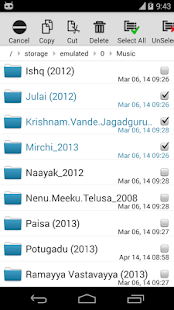 SD File Manager File Explorer - screenshot thumbnail