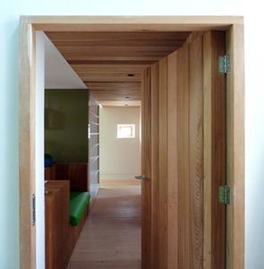 interiorismo en madera