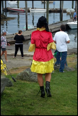 Lubec Pirate Invasion 100