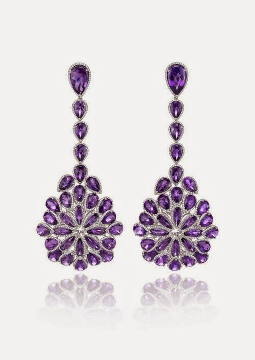 Red Carpet Collection earrings 849521-1002 white