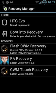 Recovery Manager PRO No Help